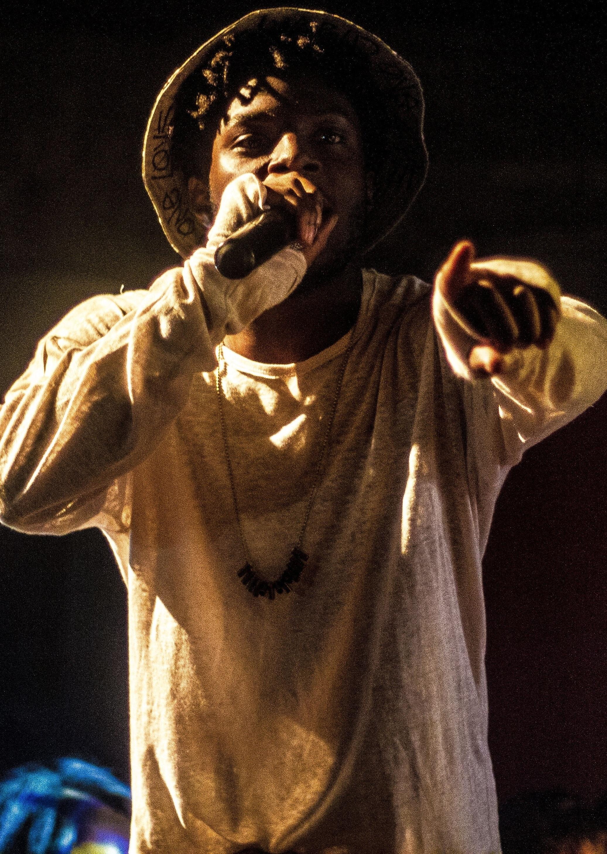 Isaiah Rashad discography - Wikipedia