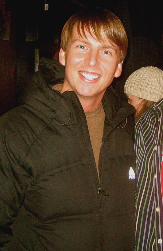 Jack McBrayer - the cute, gracious, sweet,  actor, comedian,   with American roots in 2019