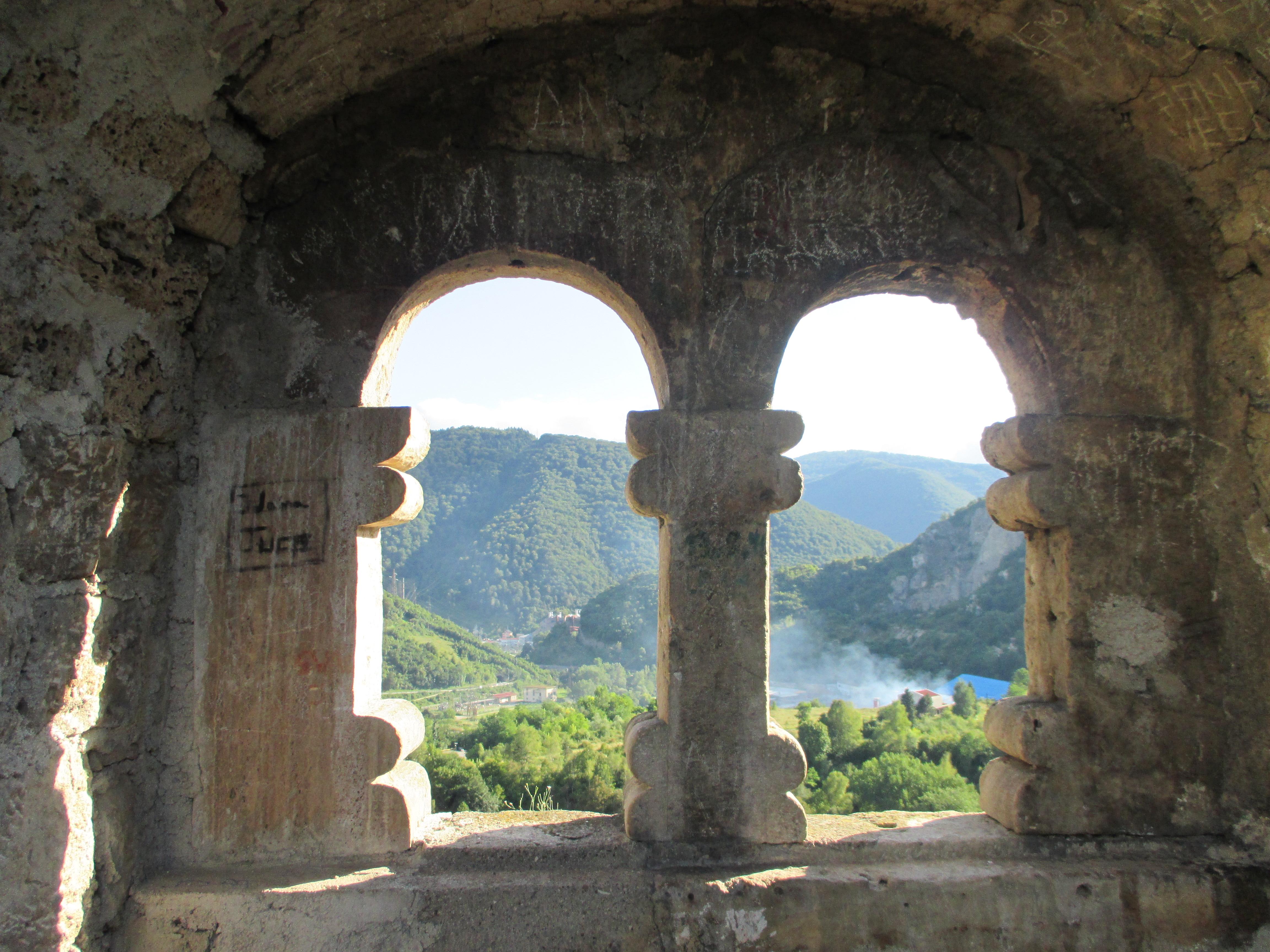 filejajce castle windowjpg