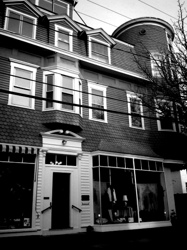 House Exterior: James Merrill House