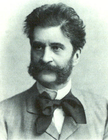 Johann Strauss (Hijo). Foto Commons
