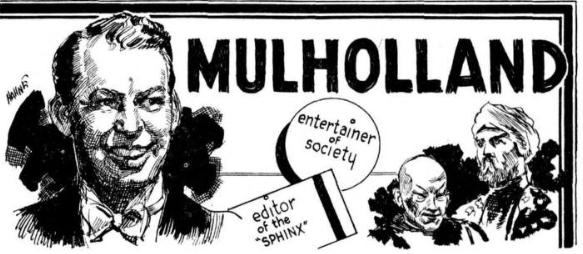 John Mulholland magician 2