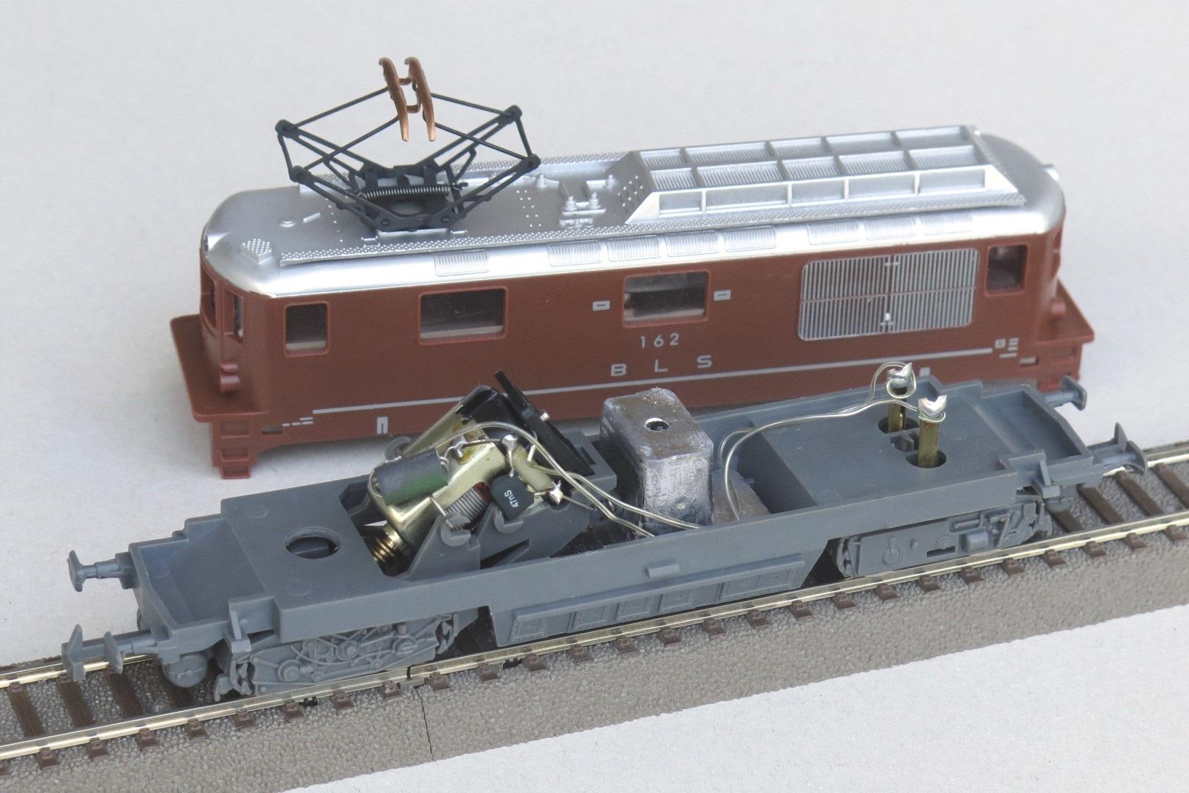 Exemple de chassis standardisé produit uniquement par HDI (source Wikimedia Commons)