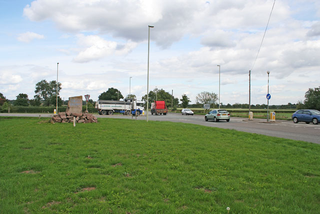 File:Junction on Coventry Road, Croft - geograph.org.uk - 229385.jpg
