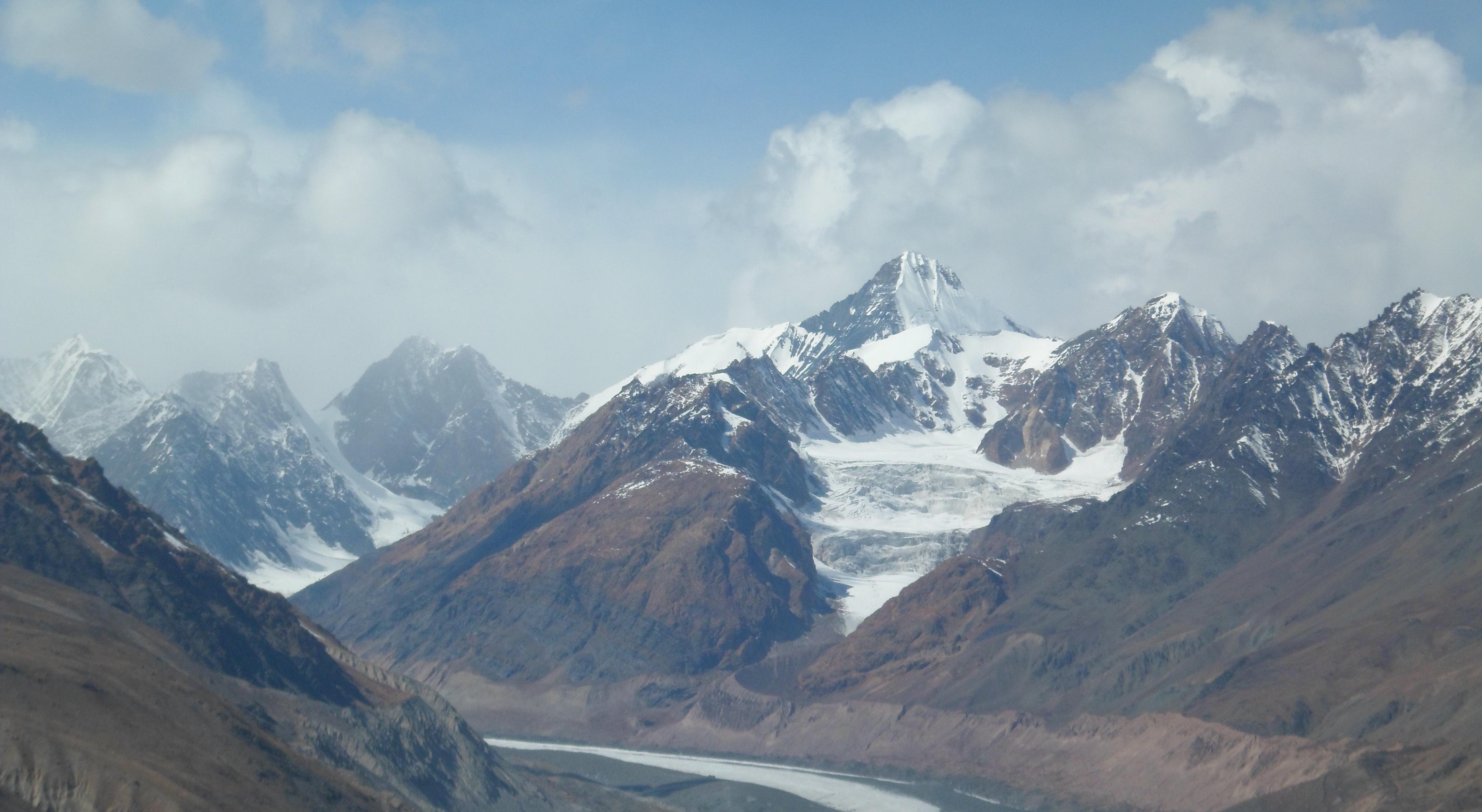Snowy Peaks - KAZA, Himachal Pradesh