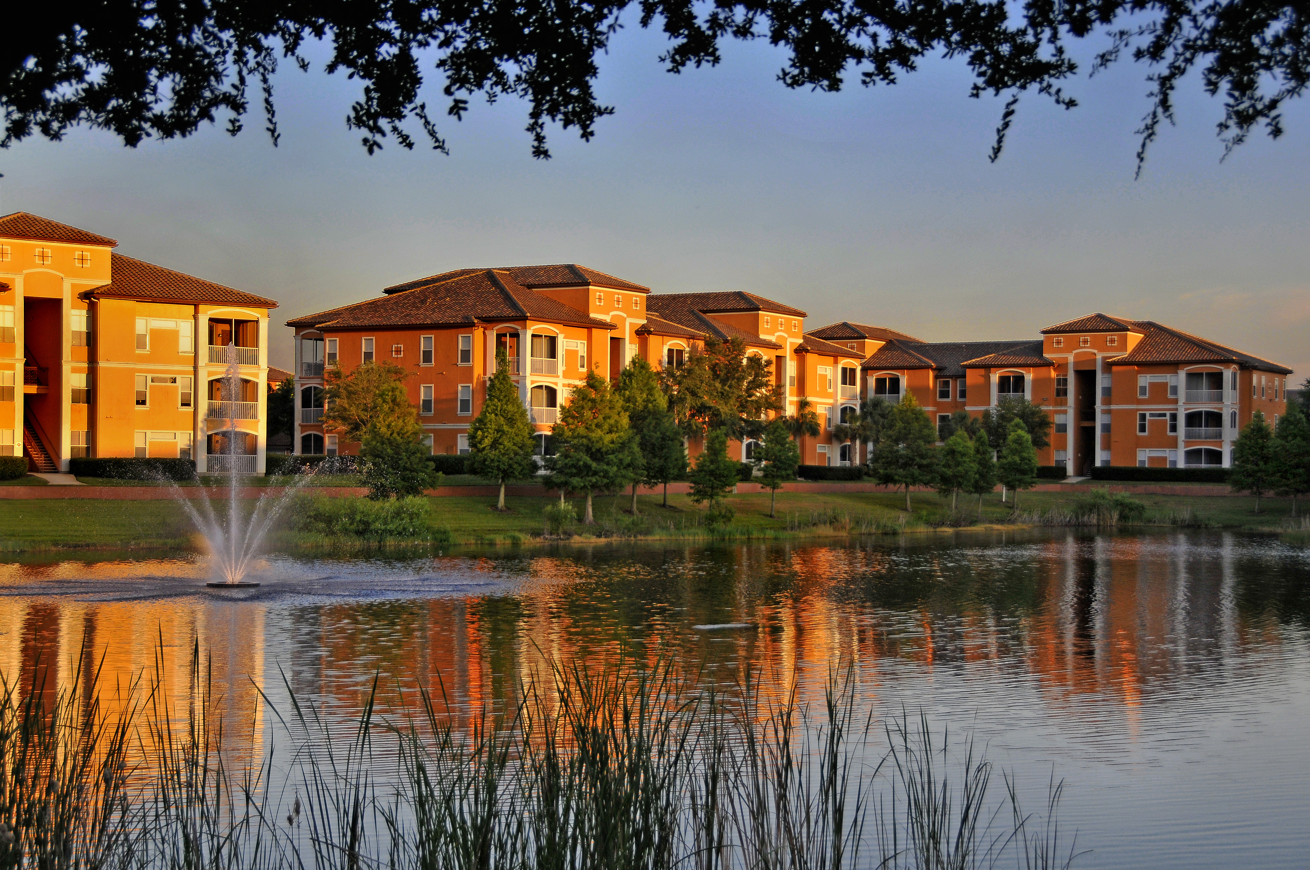 Sabal Palm Apartments Lake Buena Vista