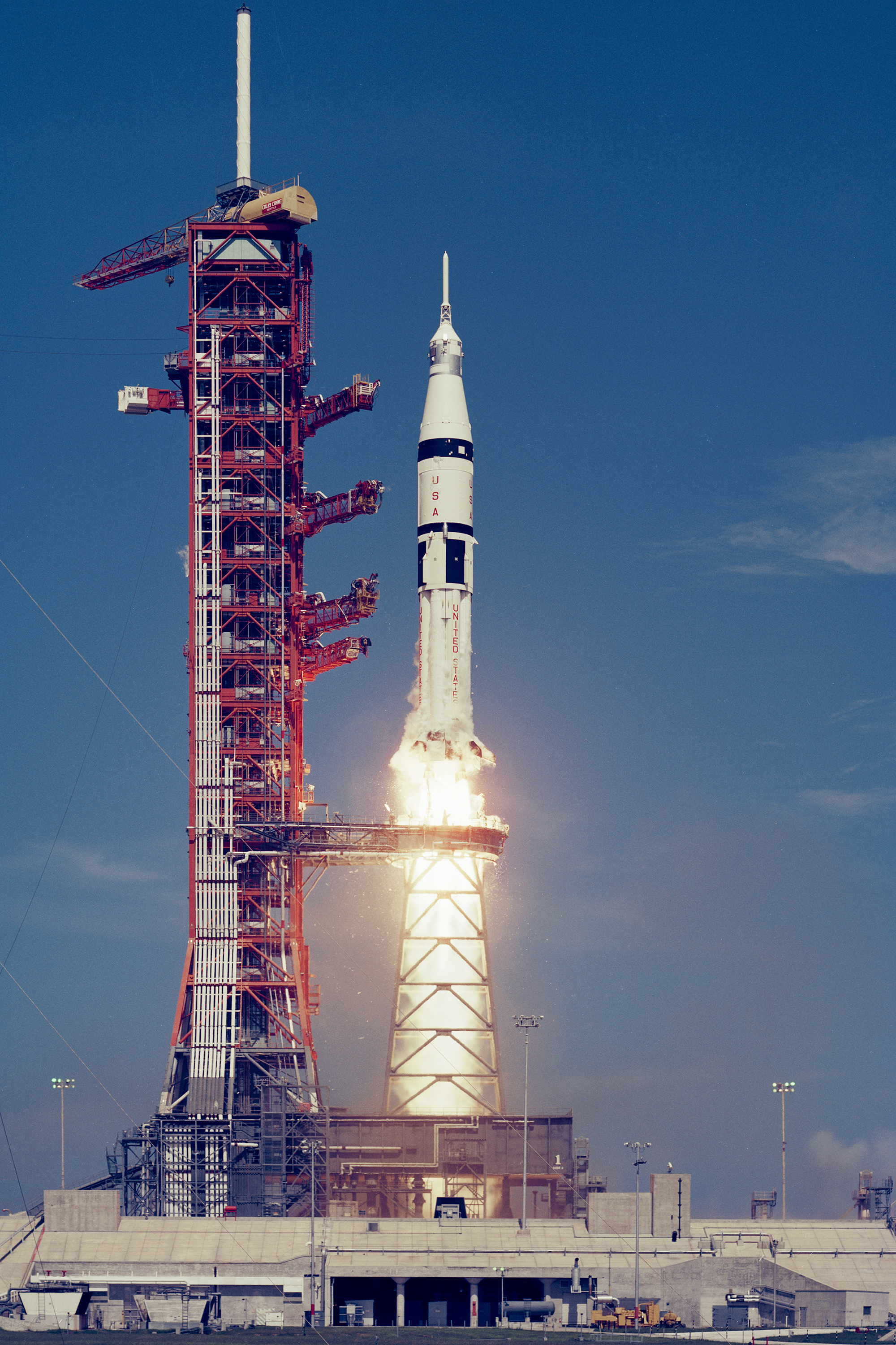 Apollo 14 Rocket - Pics about space