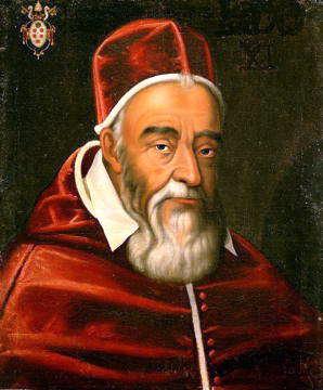 León XI, Papa