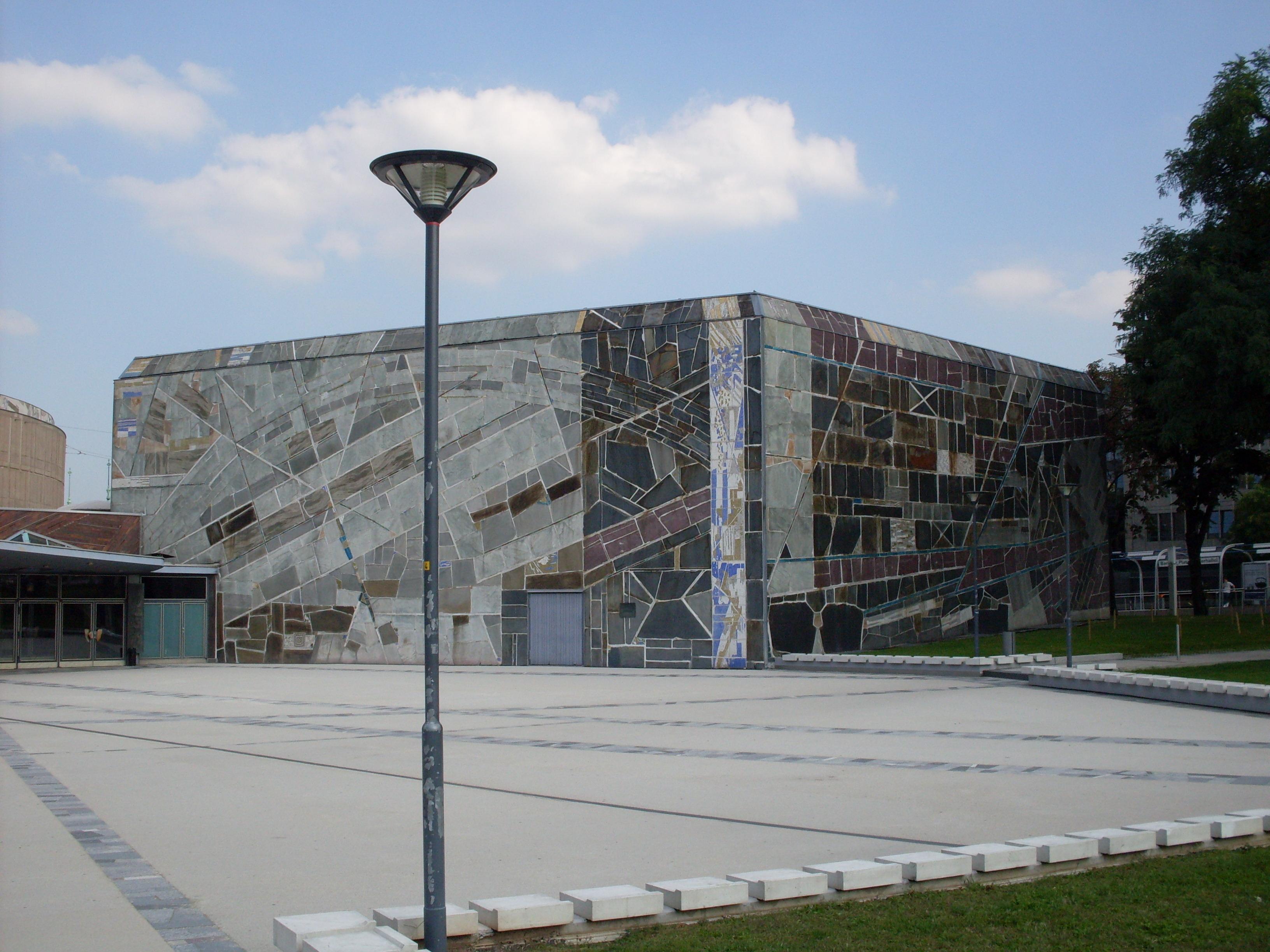 file liederhalle stuttgart berliner platz jpg wikimedia commons. Black Bedroom Furniture Sets. Home Design Ideas
