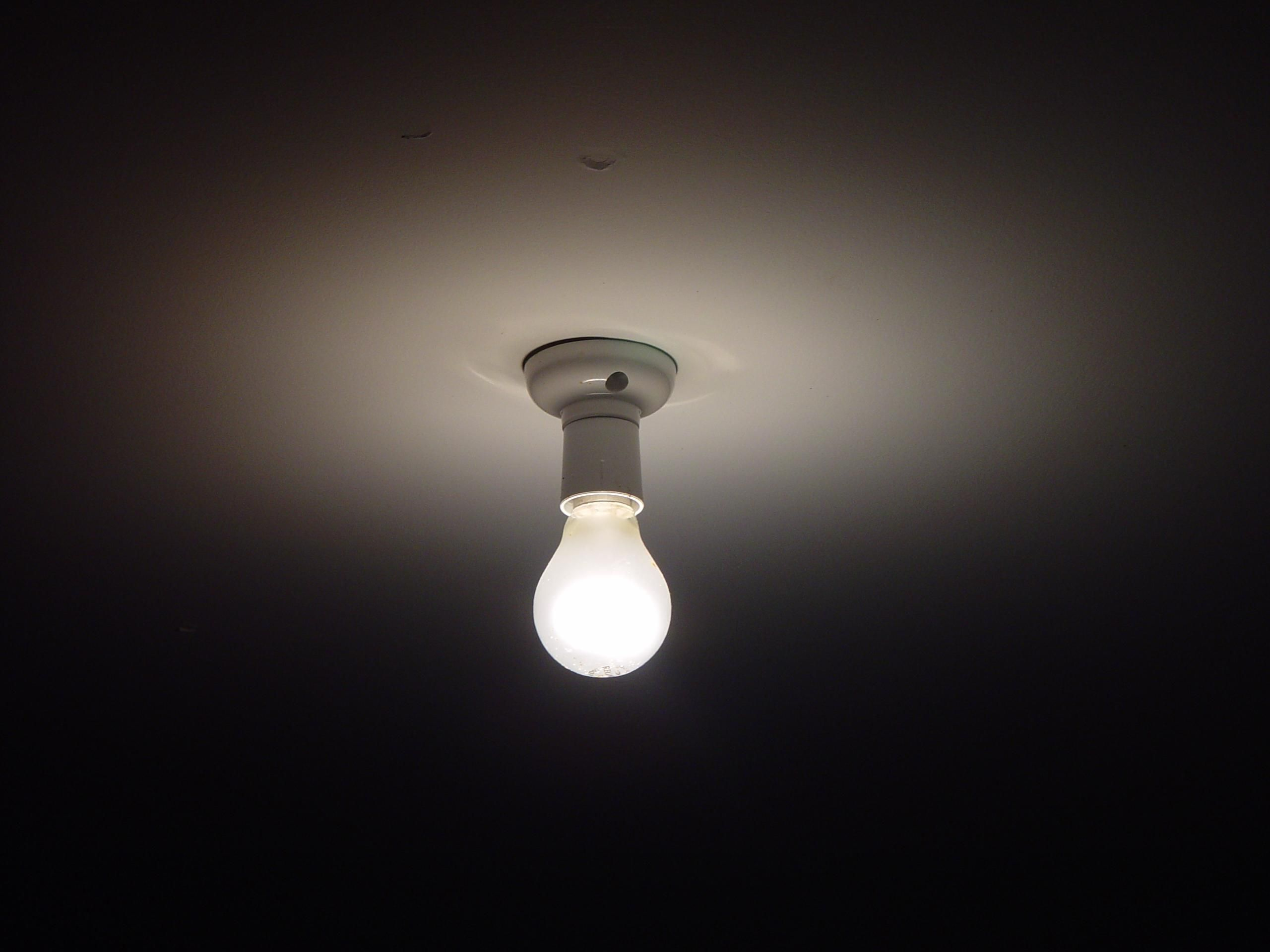 Flood Light In Kitchen Ceiling