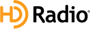 HD Radio logo.