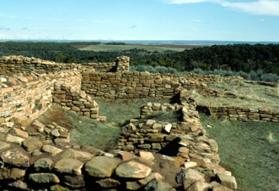 Lowry Pueblo in Canyons of the Ancients National Monument Lowry Pueblo ruins.jpg