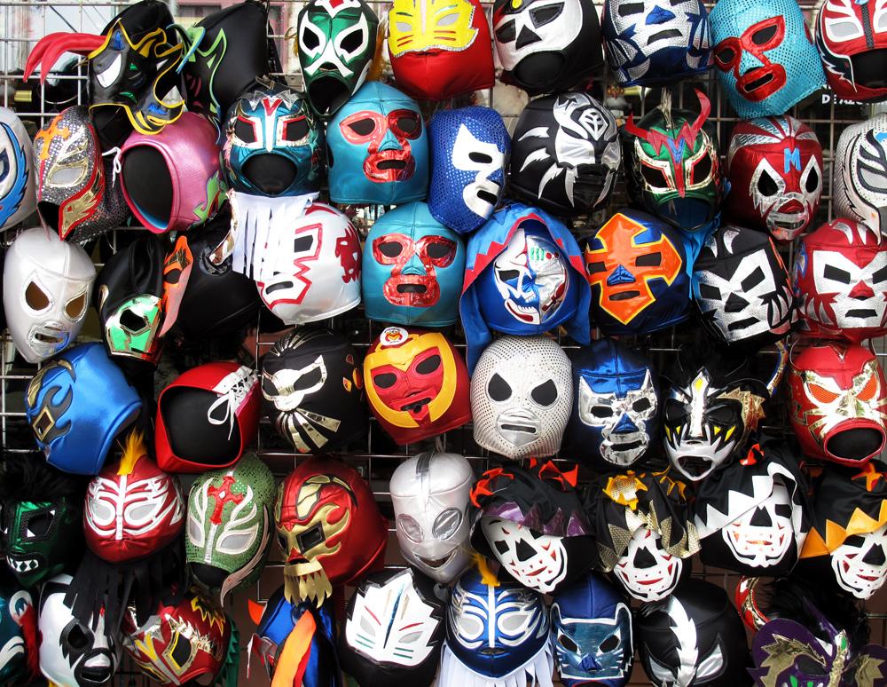Wrestling Mask Wikipedia