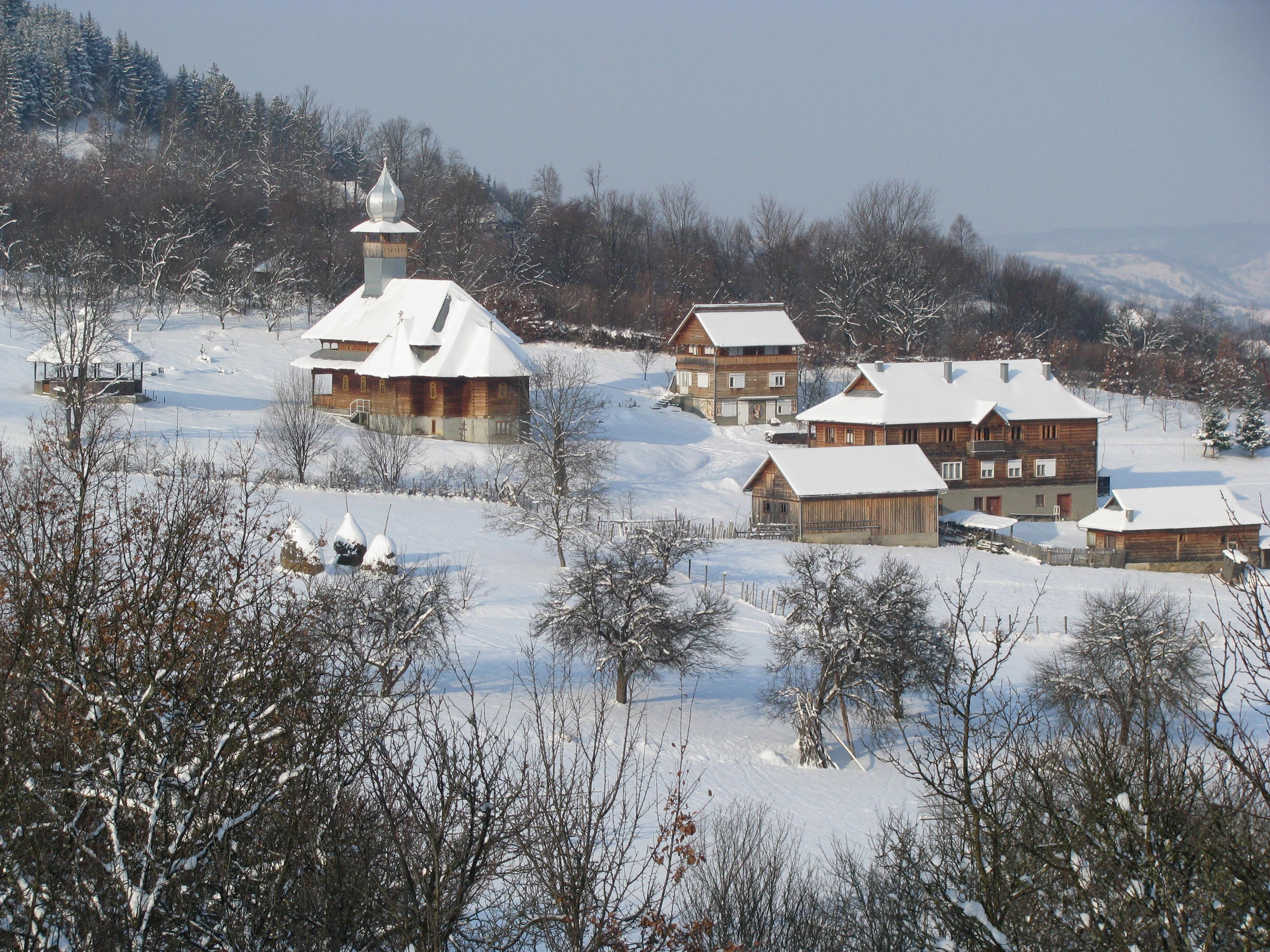 Rona de Sus, Maramureș