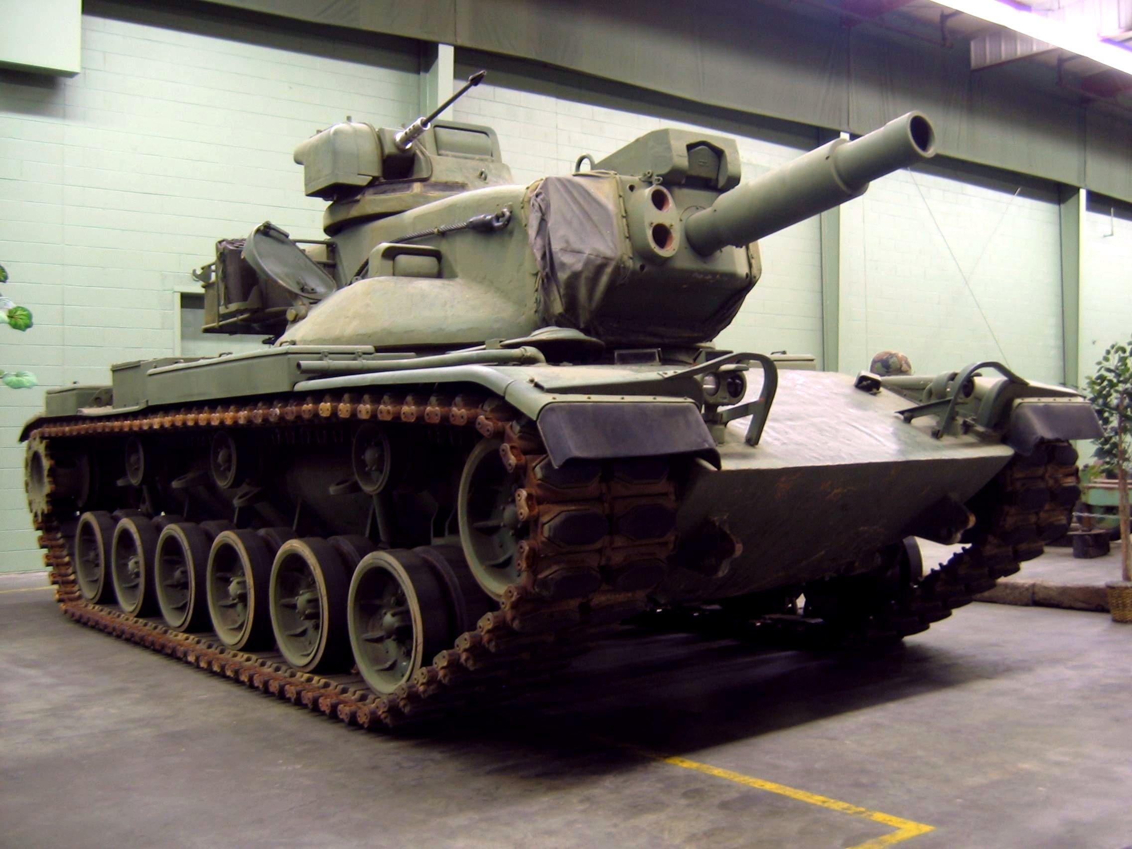 Resultado de imagen para M60A2