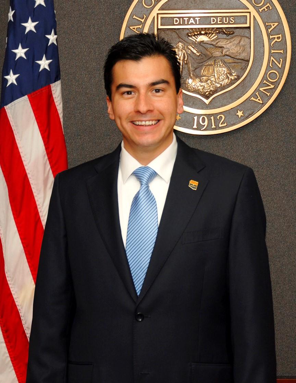 Marco Lopez American mayor