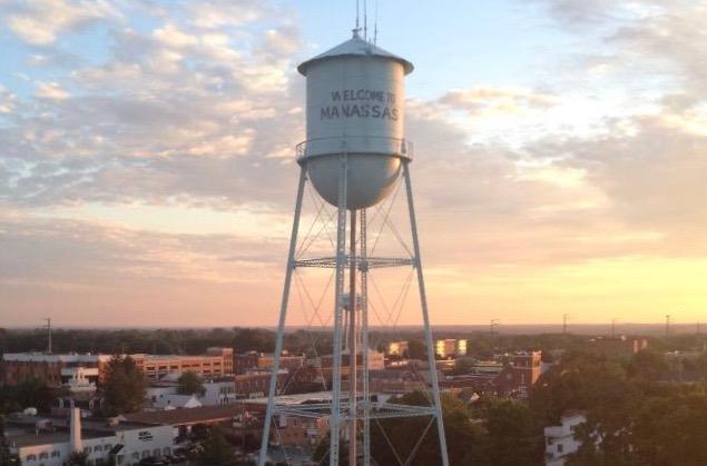 Manassas Water Tower Wikipedia
