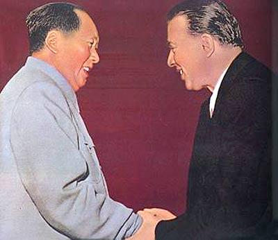 Mao Zedong and Enver Hoxha.jpg
