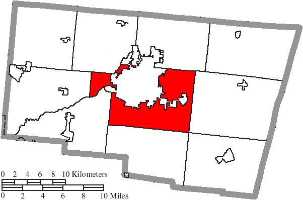 Springfield Township Ohio Map.Springfield Township Clark County Ohio Wikipedia