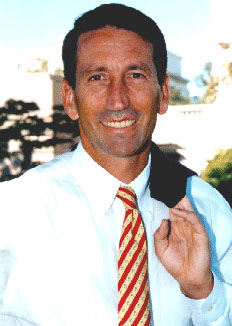 Mark Sanford, governor of South Carolina, seen...