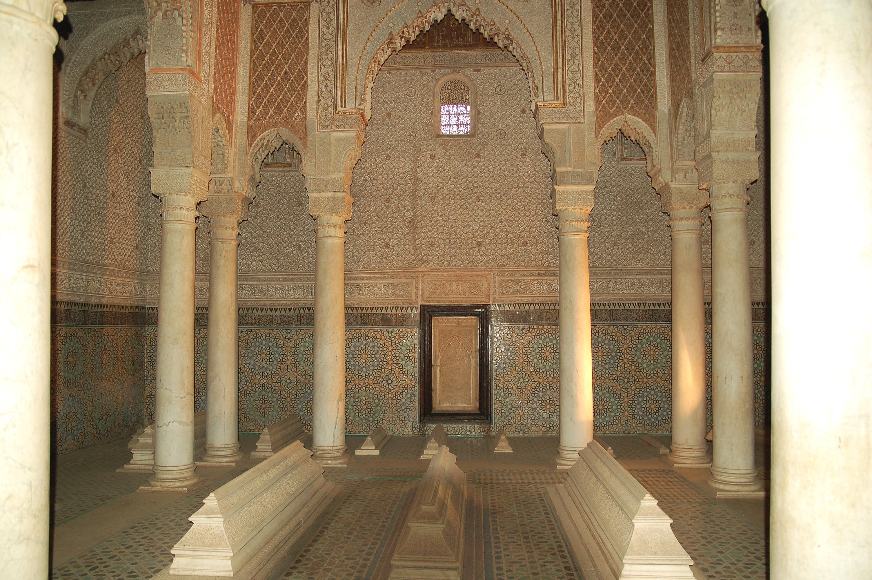 Maroc Marrakech Saadiens Luc Viatour 1.jpg