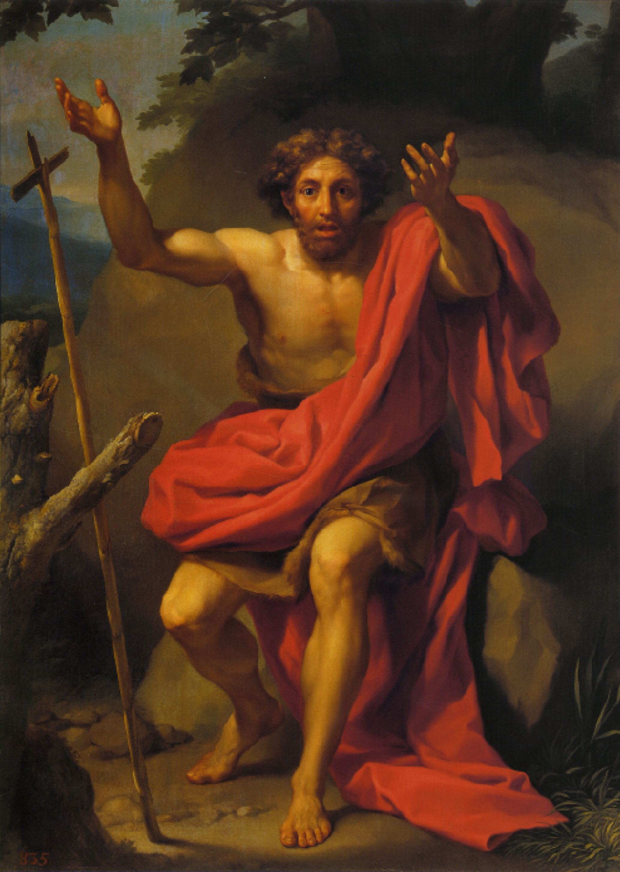 John The Baptist Birth Story For Kids