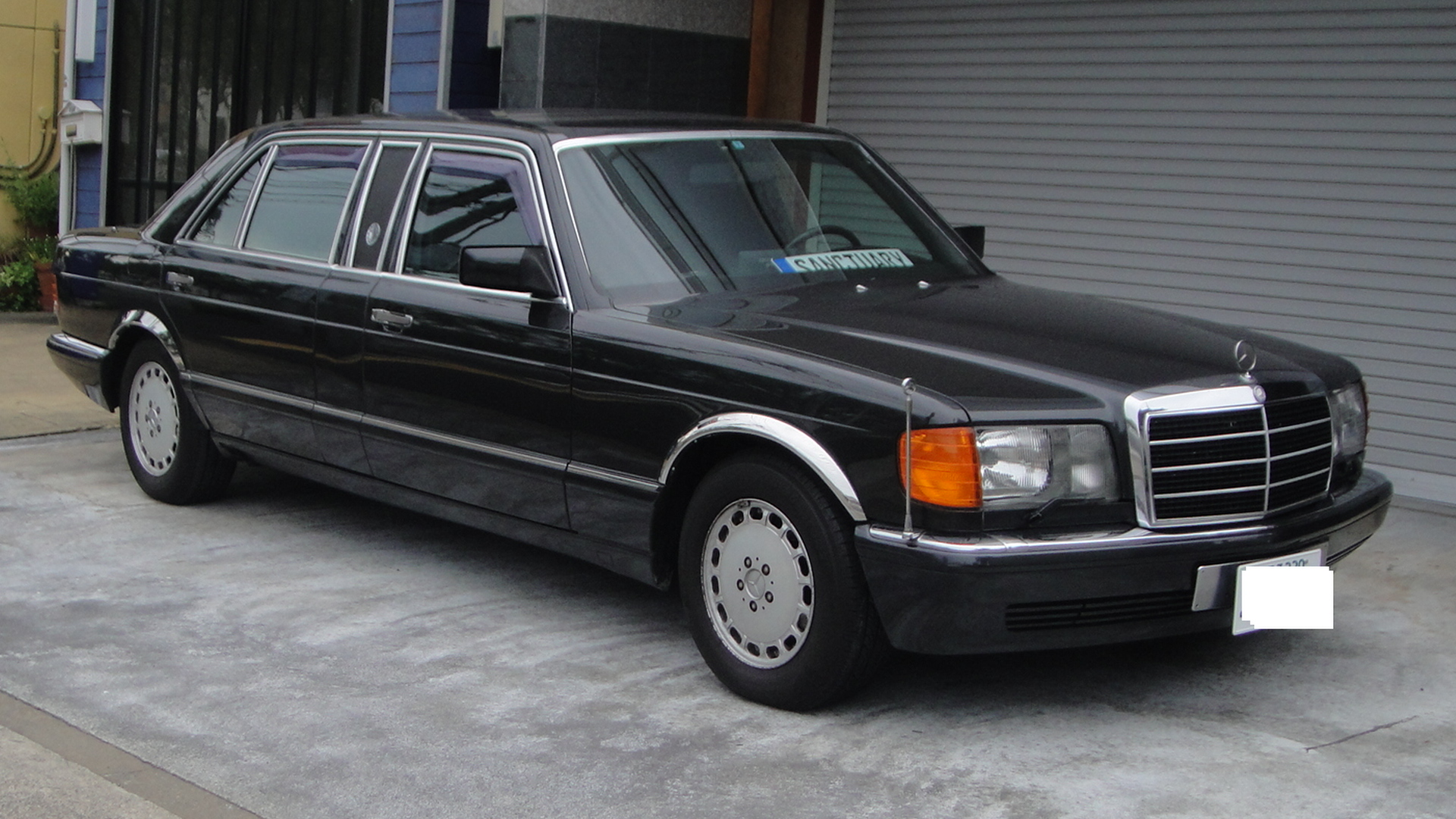 File mercedes benz 1000sel trasco wikimedia for Mercedes benz 560sel