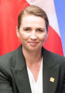 Mette Frederiksen Prime Minister of Denmark