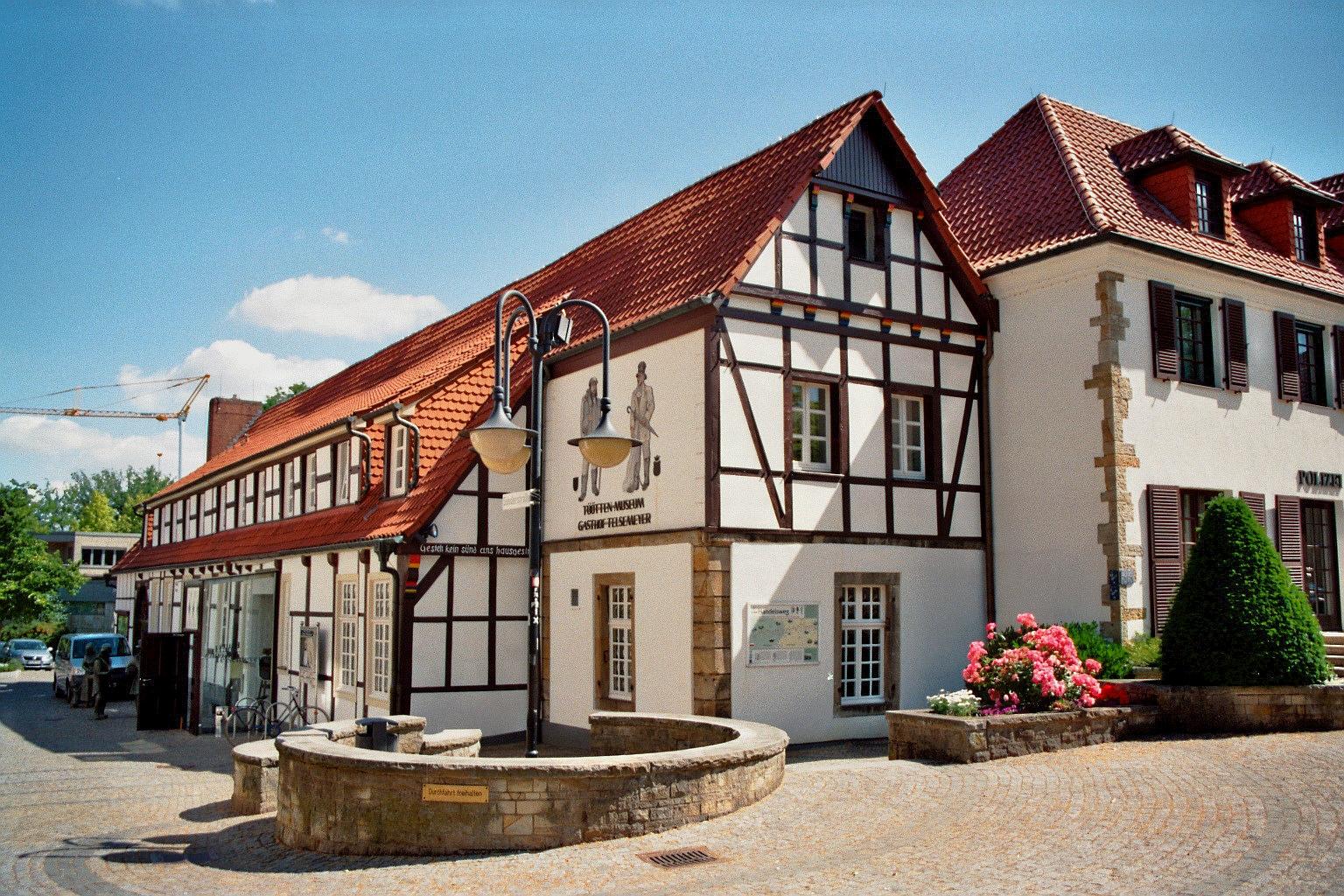 Hotel Restaurant Alte Muhle Neuenburg