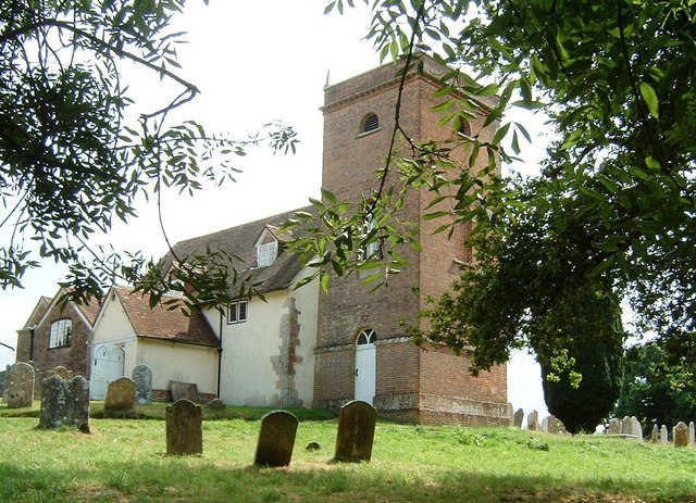 Minstead Church - geograph.org.uk - 332628