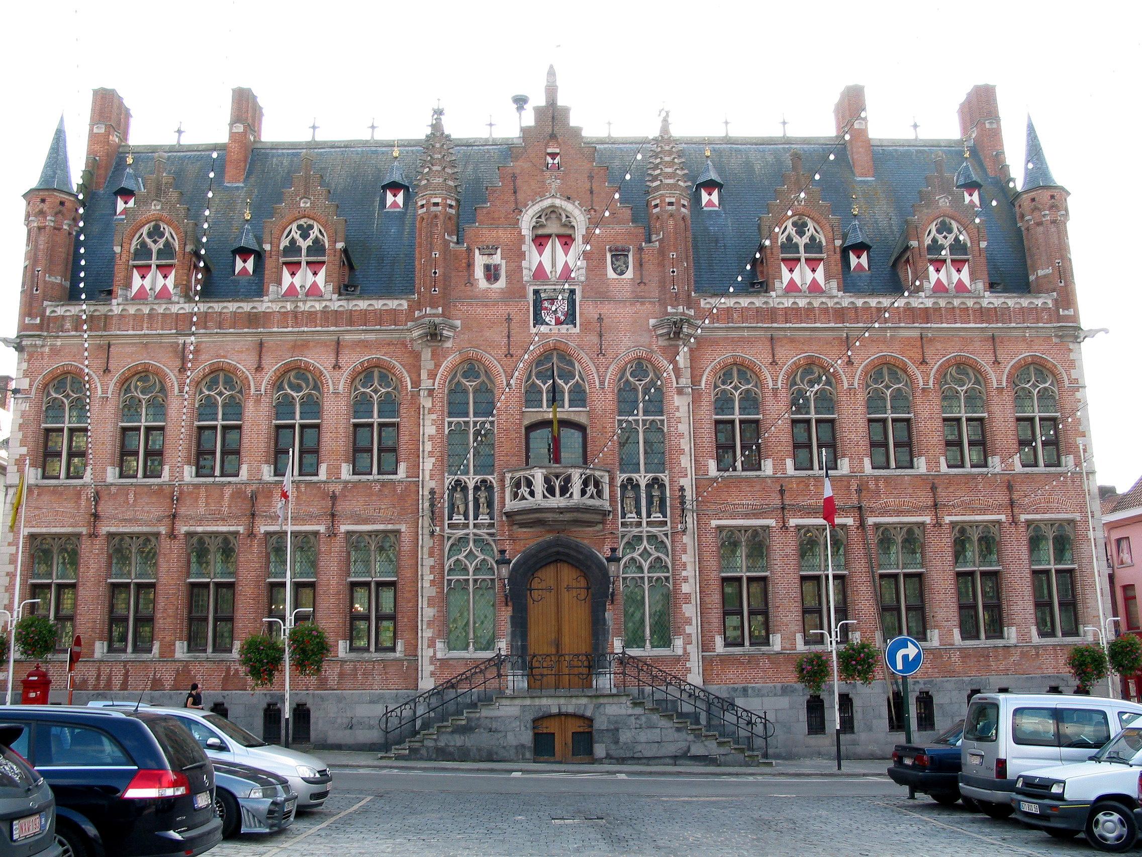 File mouscron wikimedia commons for Piscine de mouscron