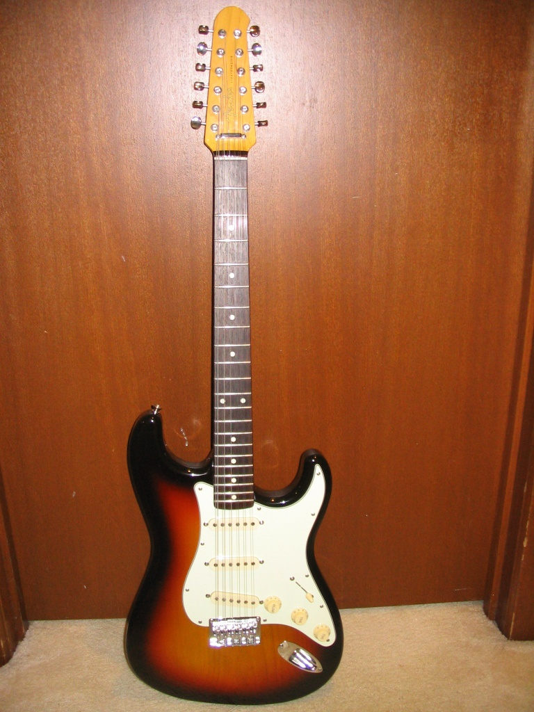 Fender Stratocaster Xii Wikipedia