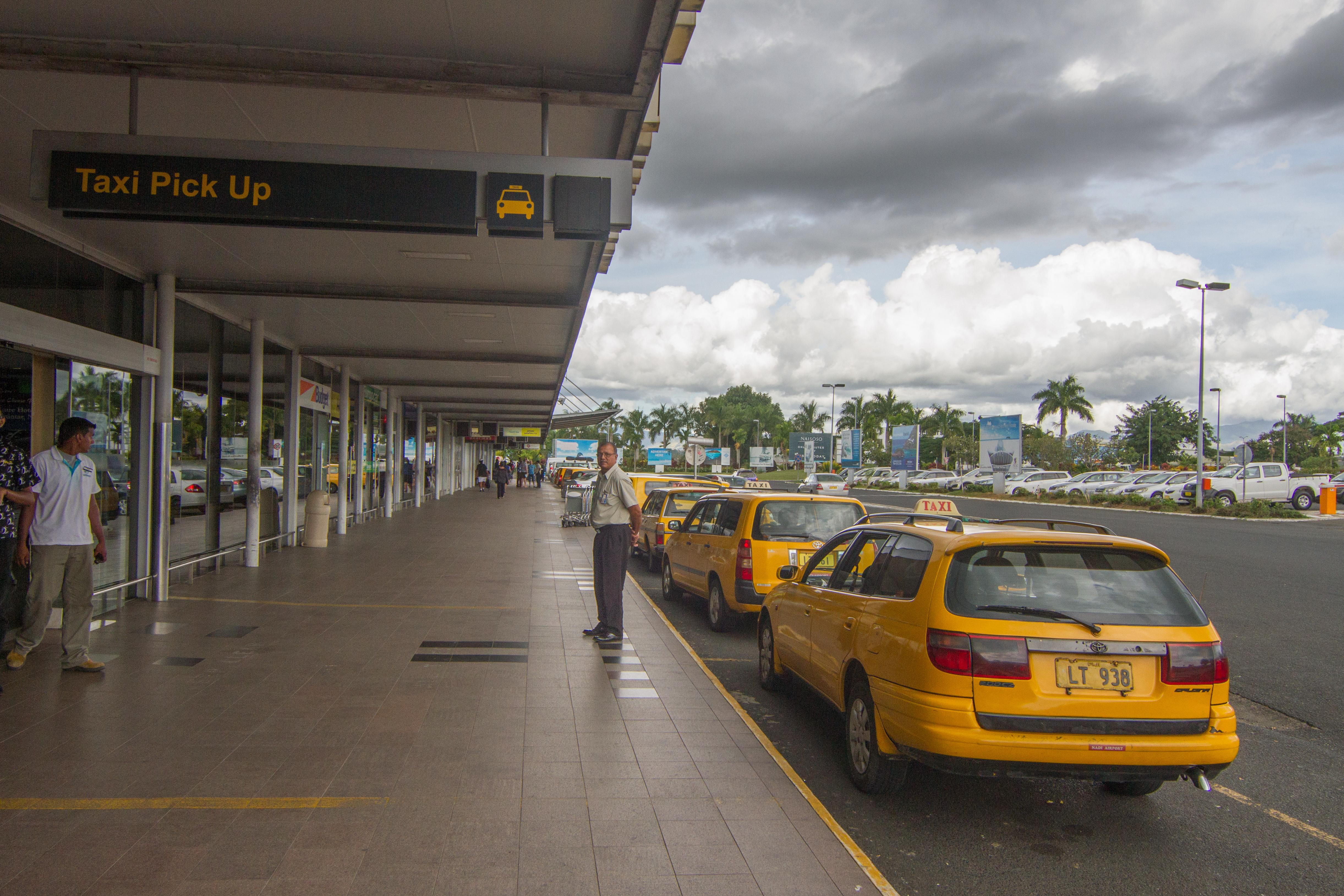 Car Hire Nadi Airport Fiji