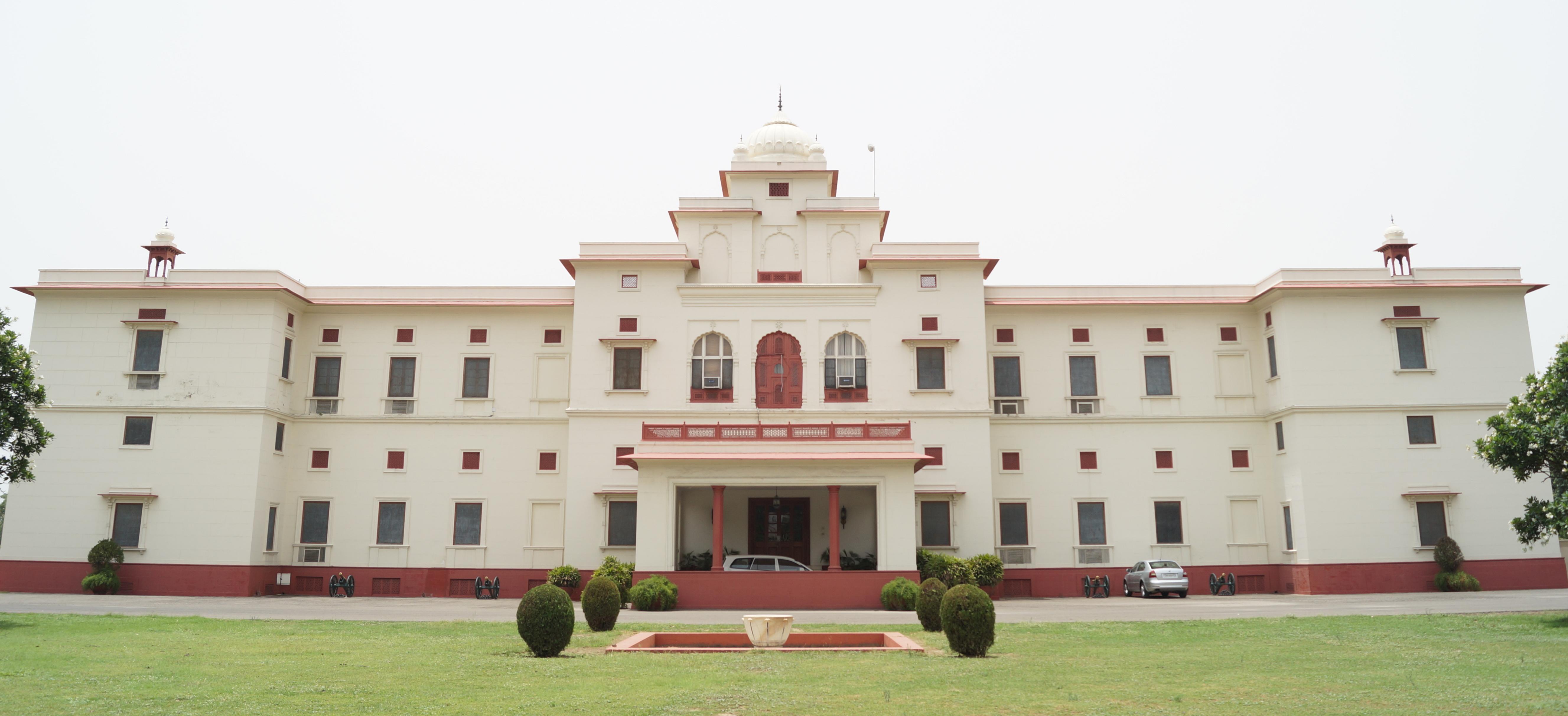 Moti Bagh Palace - Wikiwand