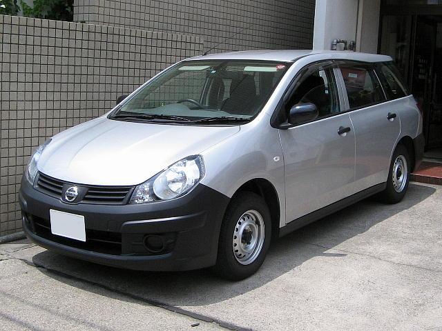 Imcdb Org Nissan Ad Van Y12 In Quot Taiho Shichauzo 1994 2008 Quot