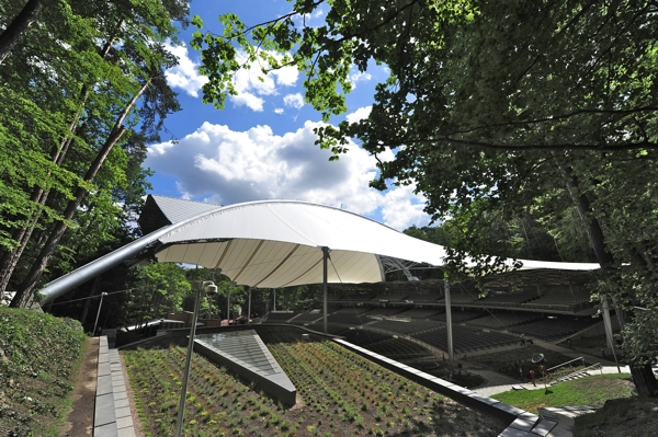 Waldoper in Zoppot