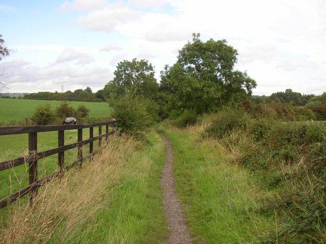 Oakenshaw Lane, Scholes, Cleckheaton - geograph.org.uk - 235656