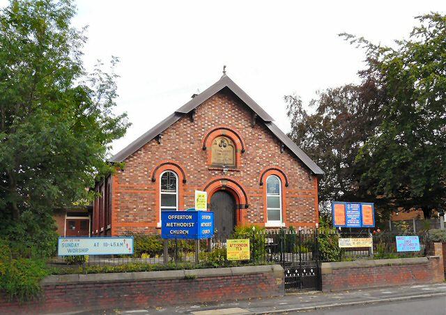 Offerton, Greater Manchester - Wikipedia