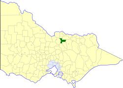Shire of Shepparton Local government area in Victoria, Australia