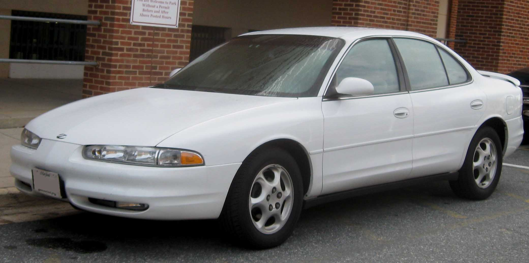 Oldsmobile Intrigue Wikipedia 1998 Cutlass Engine Diagram