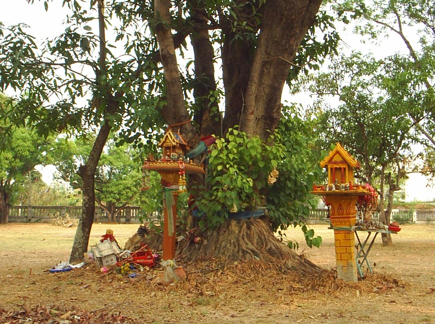 Thailand Spirit House