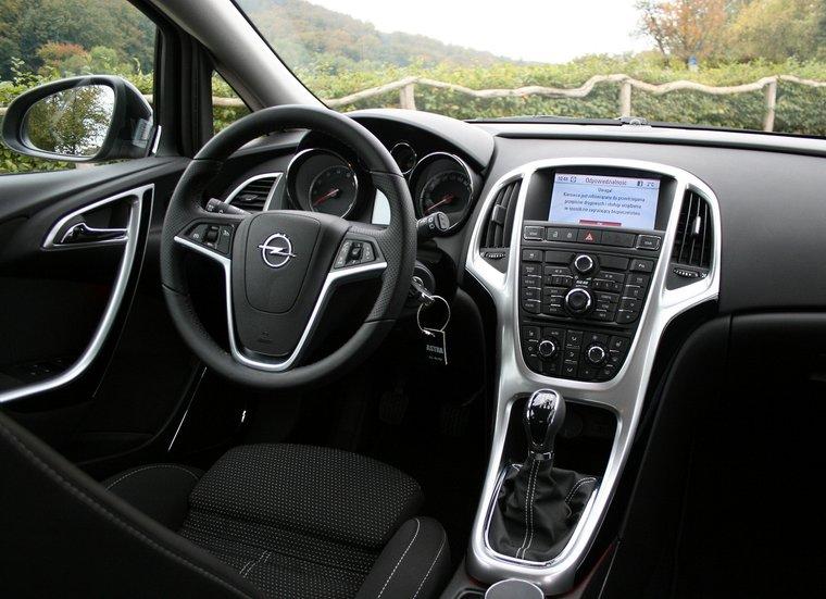 Modish File:Opel Astra IV wnętrze.jpg - Wikimedia Commons IG22