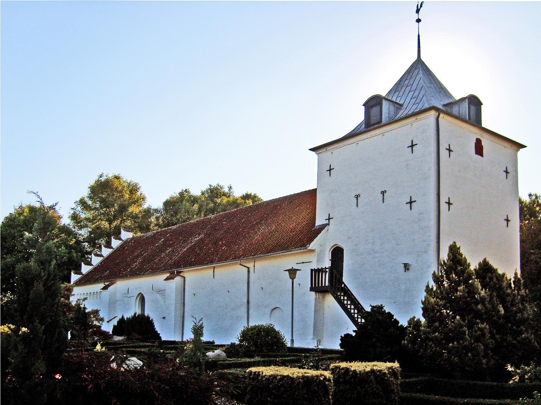 ormslev kirke