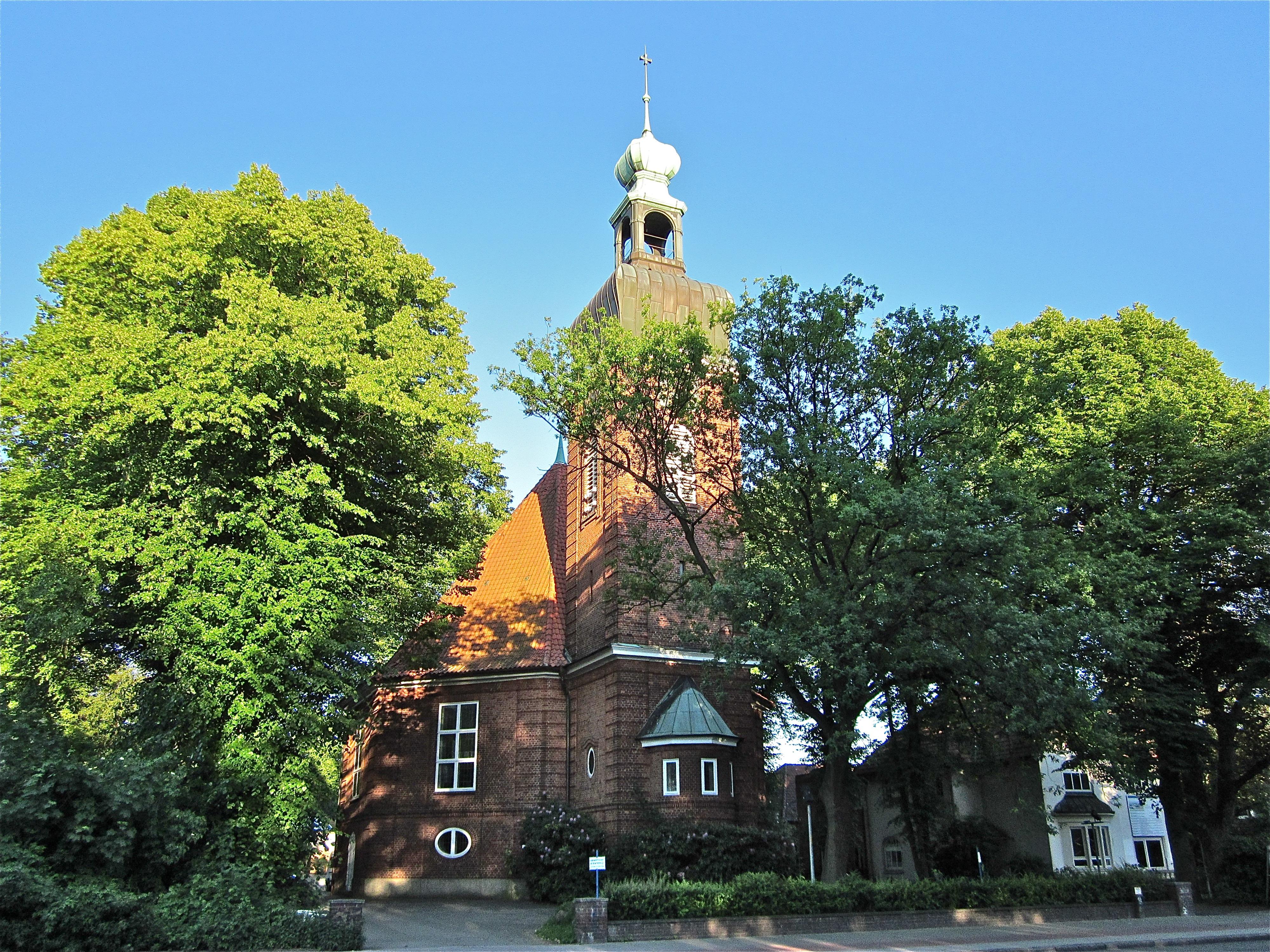 file osterkirche an der bramfelder chaussee in hamburg wikimedia commons. Black Bedroom Furniture Sets. Home Design Ideas