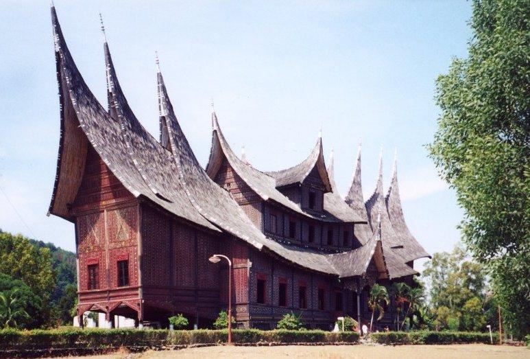 Istano Baso Minangkabau