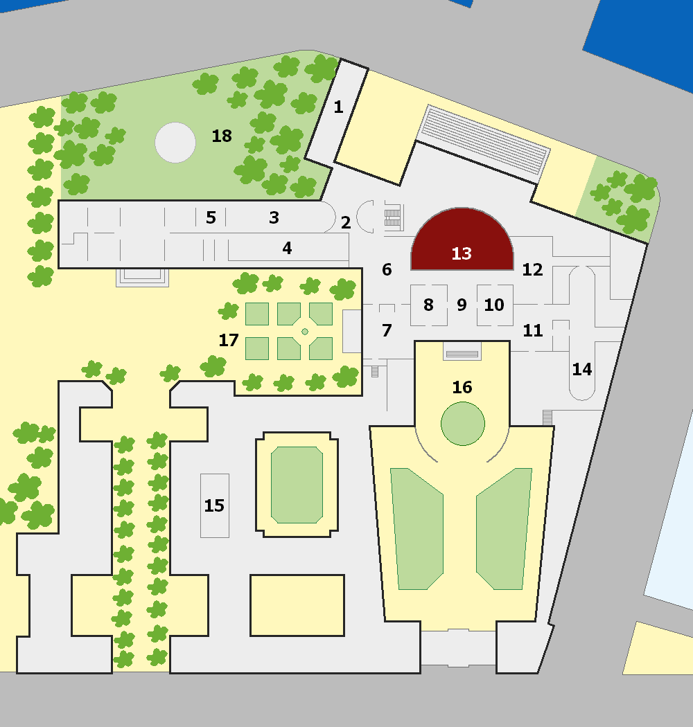 File Palais Bourbon Plan Png Wikimedia Commons
