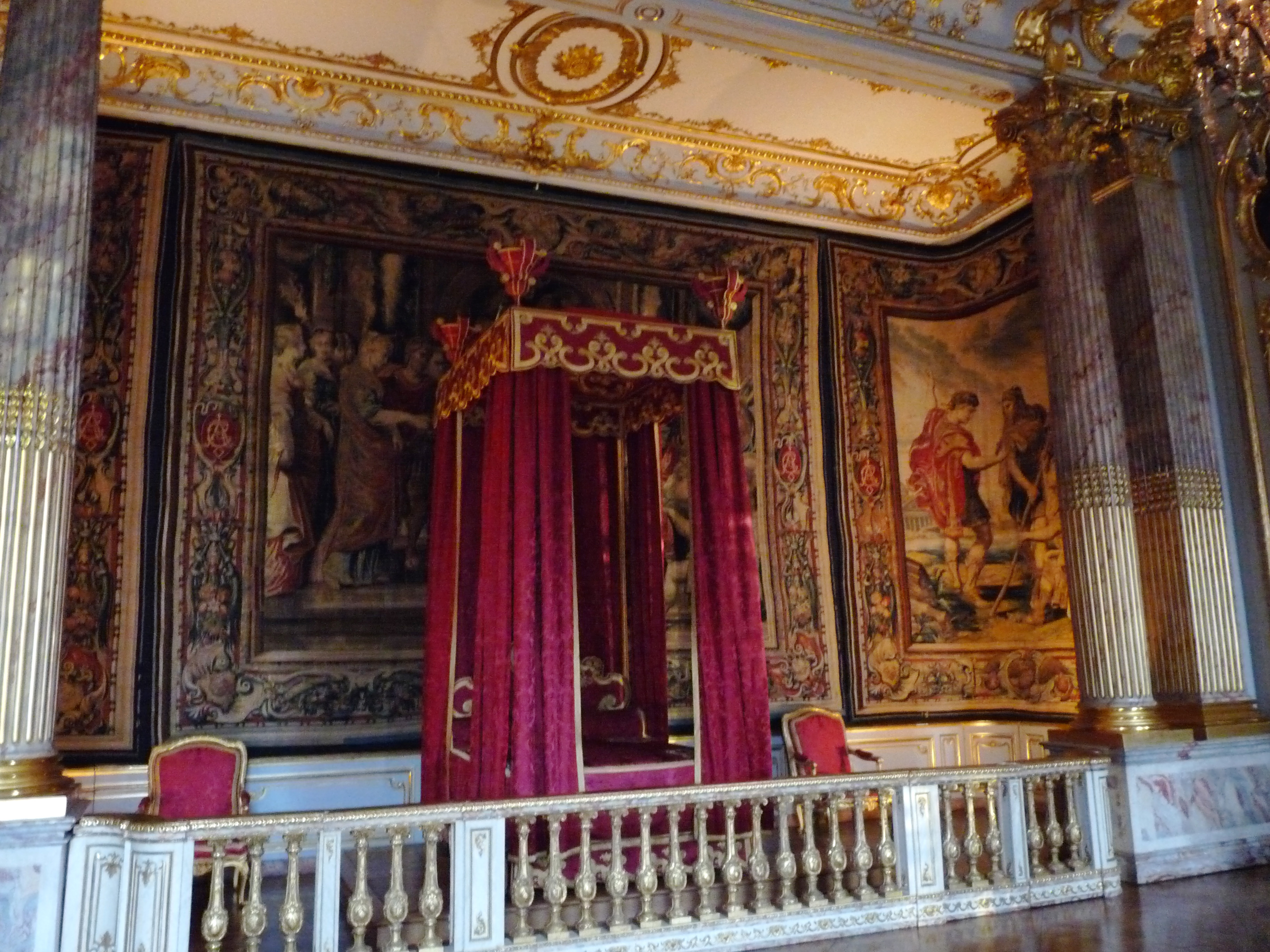 File Palais Rohan Chambre Du Roi 3 Jpg Wikimedia Commons