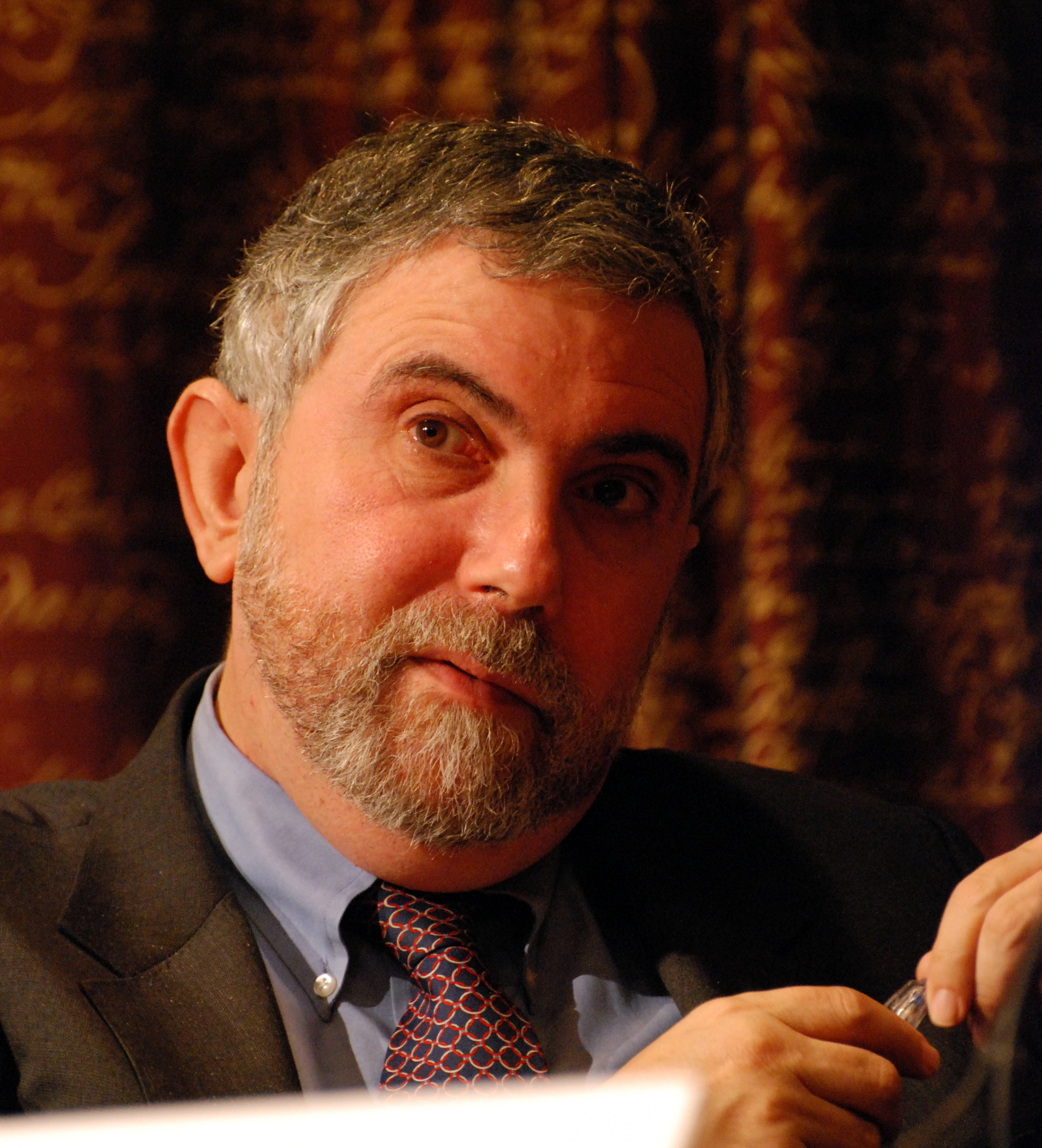 the life and contributions of paul robin krugman on american economy