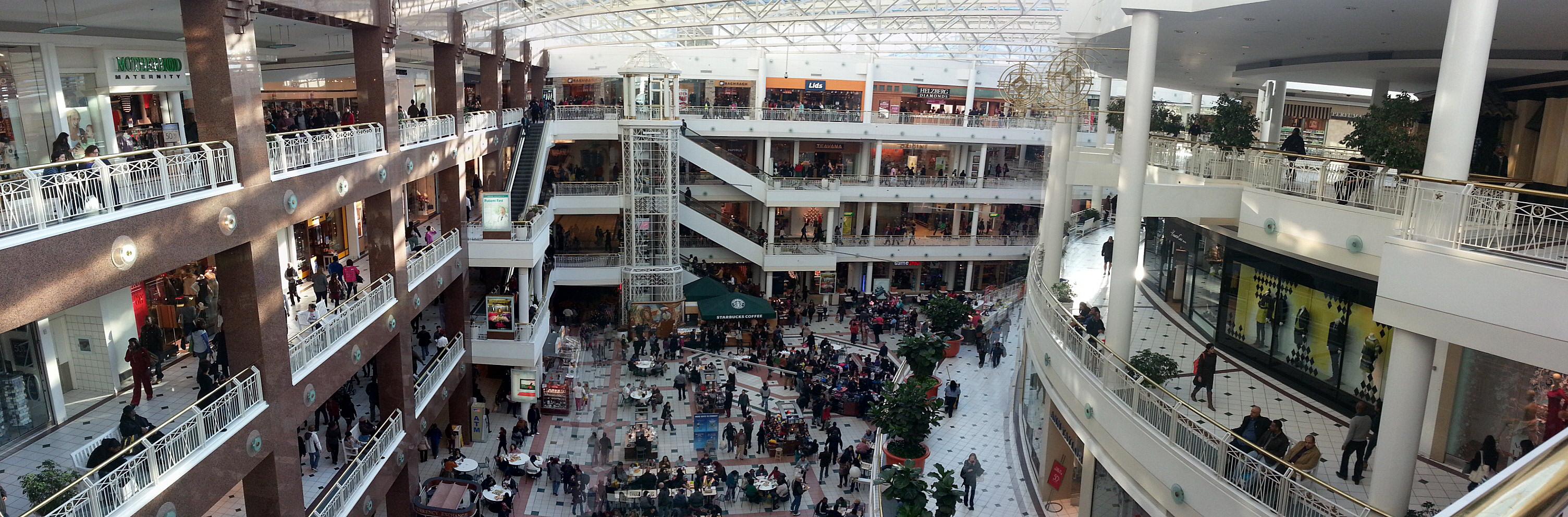 Pentagon City Mall Parking Cost