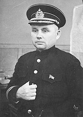 Filipp Oktyabrsky Soviet admiral